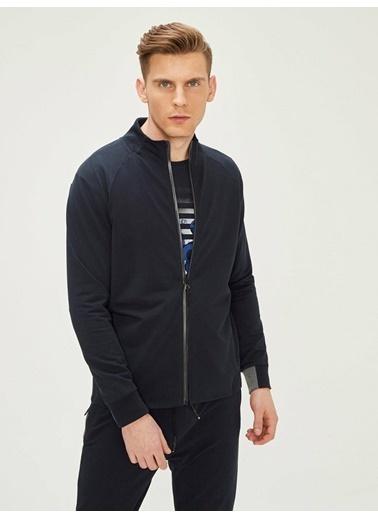 Xint Sweatshirt Lacivert